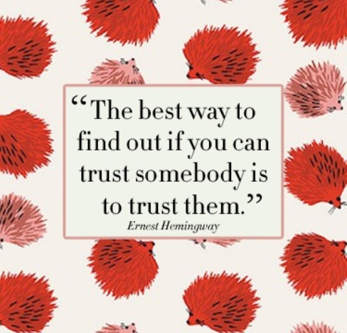 uxebu, trust first